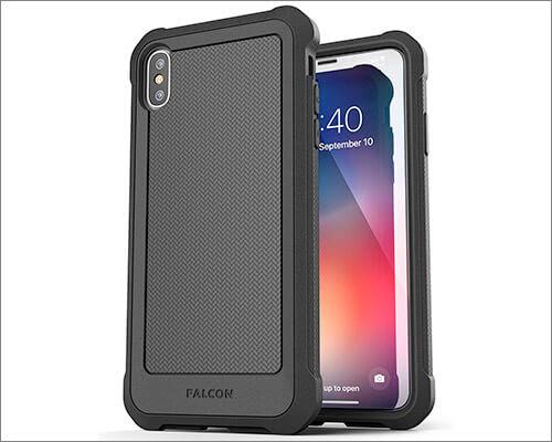 Encased Falcon iPhone Xs Max Case