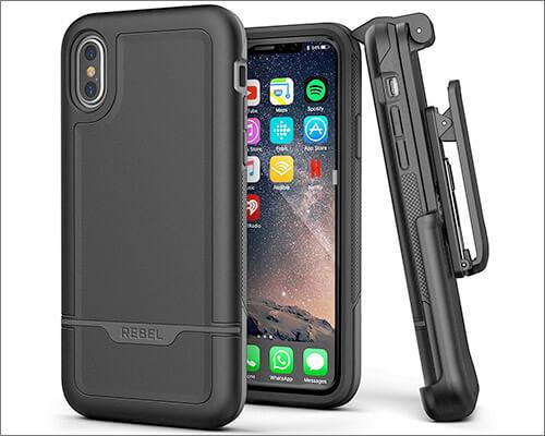 Encased Rebel iPhone Xs Max Case