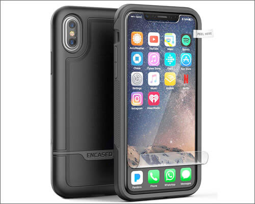 Encased Rugged Case for iPhone Xs