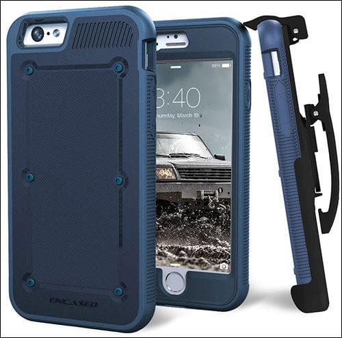 Encased iPhone 6s Belt Clip Case