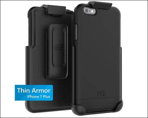 Encased iPhone 7 Plus Belt Clip Case Holster