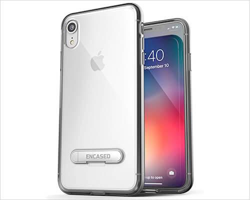 Encased iPhone XR Kickstand Case
