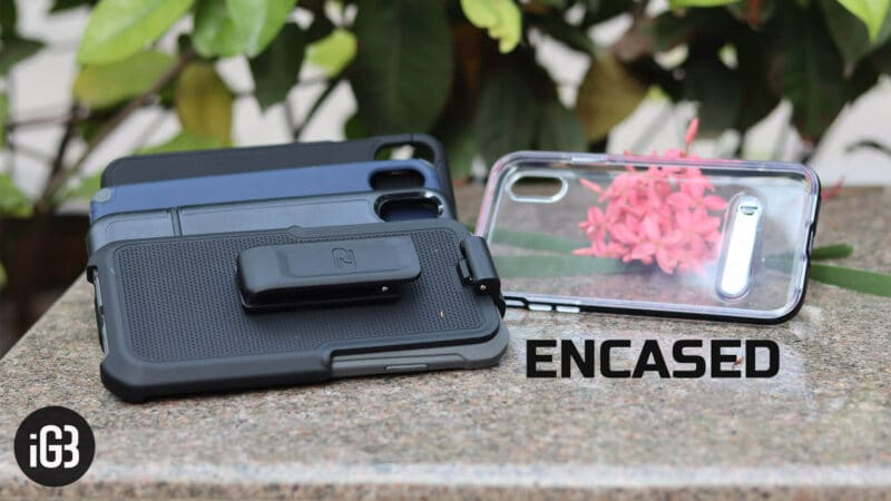 Encased iPhone Xs Max Cases