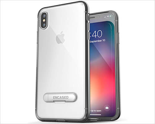 Encased iPhone Xs Max Clear Case