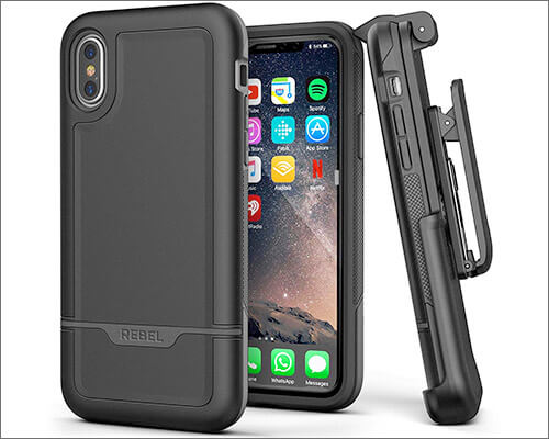 Encased iPhone Xs Max Heavy-duty Case