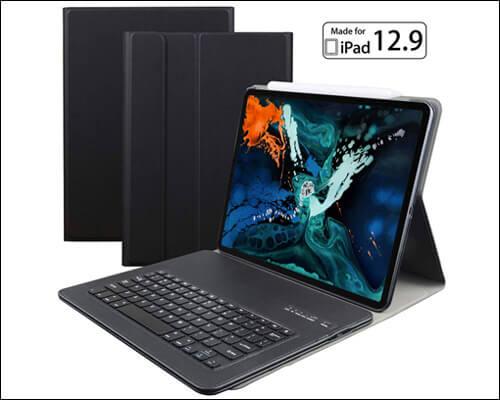 Eoso 12.9 inch iPad Pro 2018 Keyboard Case