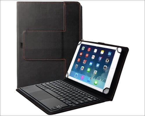 Eoso iPad TouchPad Keyboard Case