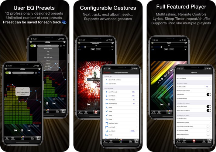Best Equalizer Pro + fpr iphone and ipad