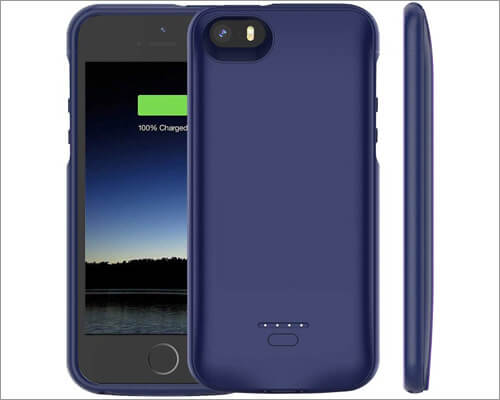 Euhan Battery Case for iPhone SE