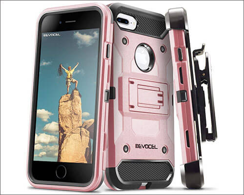 Evocel iPhone 6s Plus Belt Clip Case