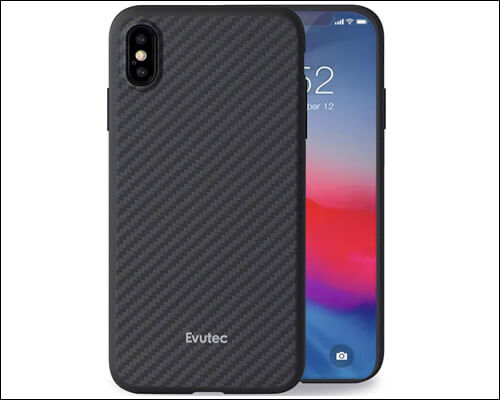 Evutec iPhone Xs Max Magnetic Wireless Charging Case