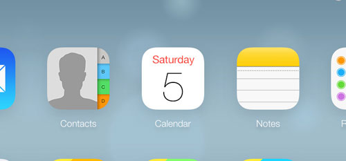Export iCloud Calendar from iPhone or iPad