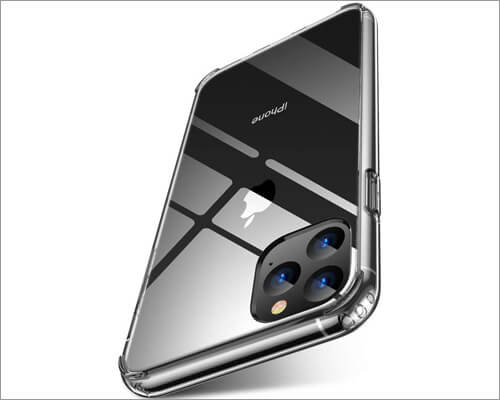FLOVEME Wireless Charging Compatible Case for iPhone 11 Pro
