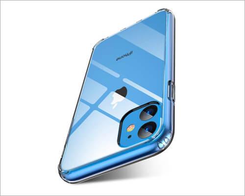 FLOVEME iPhone 11 TPU Bumper Cheap Case
