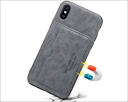 FLYEE Wallet Case for iPhone XS Max