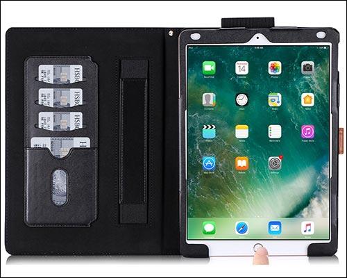 FYY 10.5-inch iPad Pro Folio Wallet Case