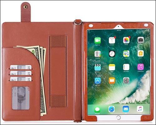 FYY 10.5-inch iPad Pro Wallet Case