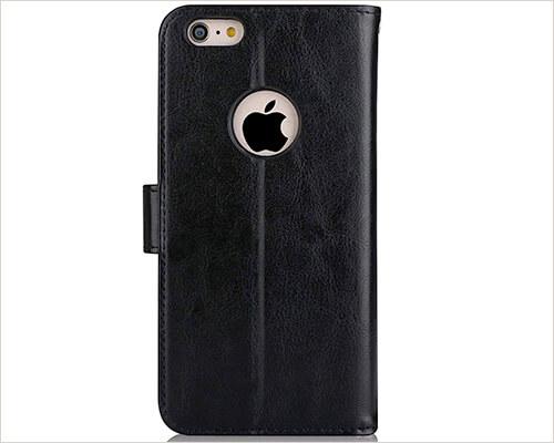 FYY Folio Case for iPhone 6-6s Plus