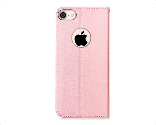 FYY Folio Case for iPhone 8
