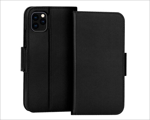 FYY Kickstand Folio Case for iPhone 11 Pro