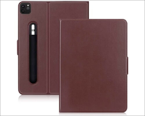 FYY Leather Case for 2020 iPad Pro 11-inch