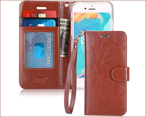 FYY Wallet Case for iPhone 6s
