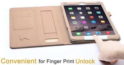 FYY iPad Air 2 Premium Leather Case