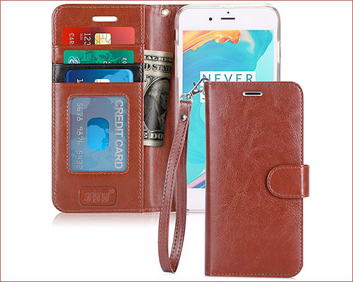 FYY iPhone 6-6s Plus Leather Case