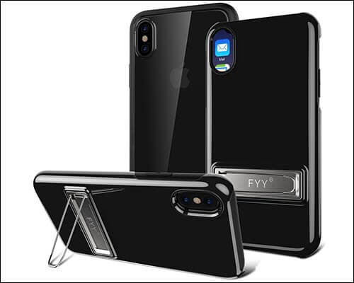 FYY iPhone X Kickstand Case