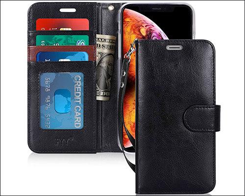 FYY iPhone Xs Max Wallet Case