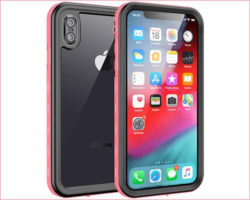 Fansteck iPhone X Waterproof Case