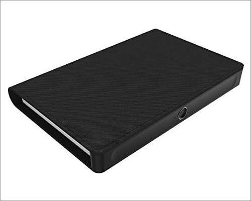 Farsler Smart Notebook with Leather Cover