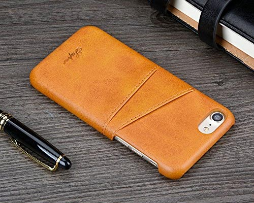 Fashioneey iPhone 8 Leather Case