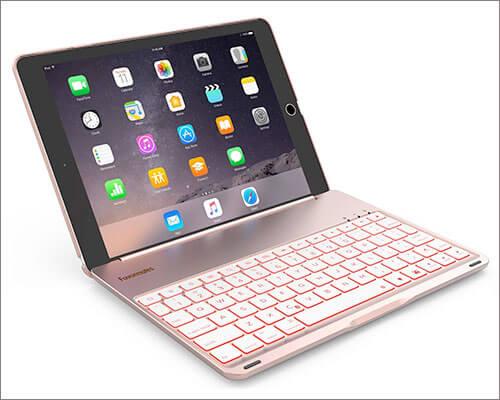 Favormates 2018 iPad Keyboard Case