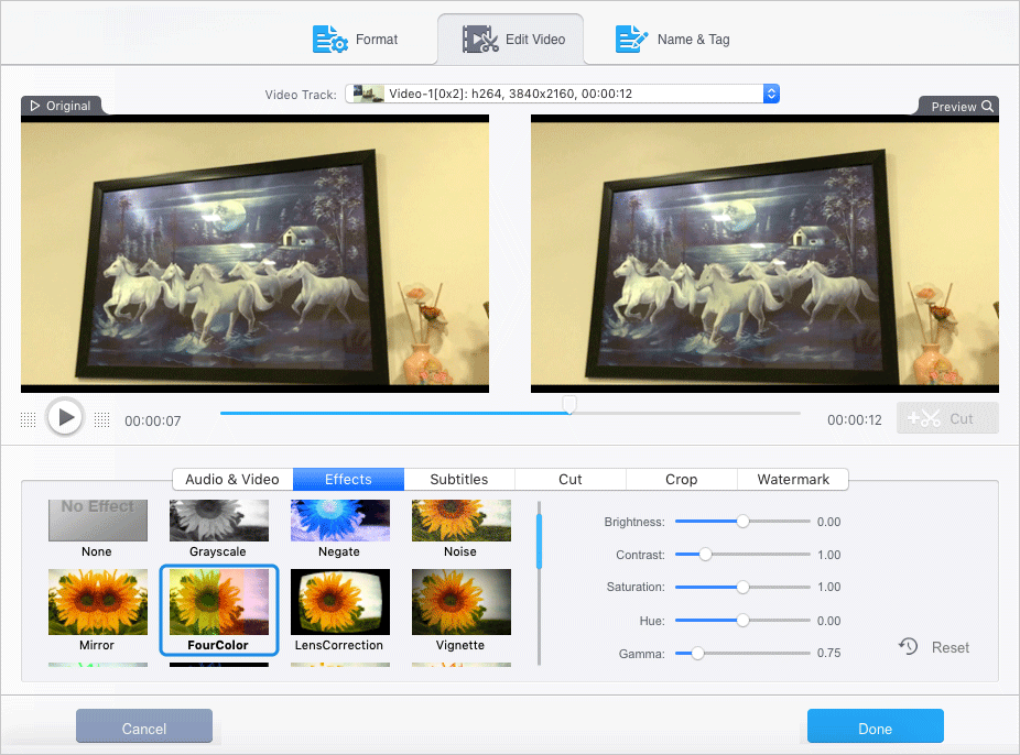 Features of VideoProc Video Editor