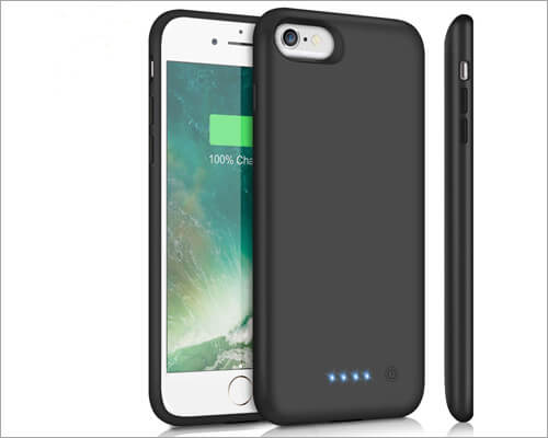 Feob Battery Case for iPhone 6 Plus