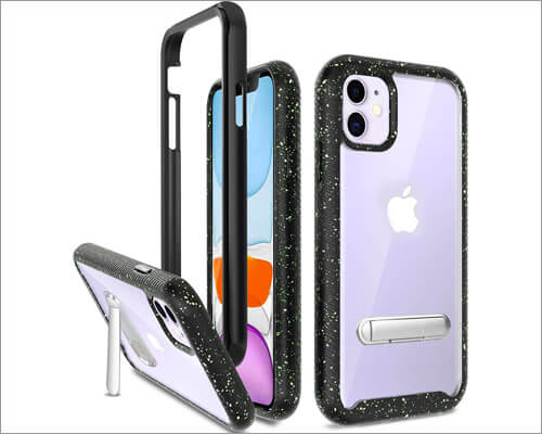 Ferlinso iPhone 11 Case with Kickstand