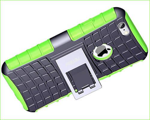 Fetrim iPhone 6-6s Kickstand Case
