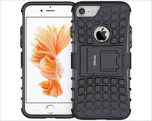 Fetrim iPhone 8 Kickstand Case