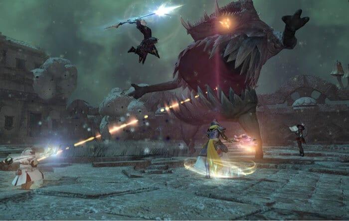 Final Fantasy XIV MMORPG for Mac
