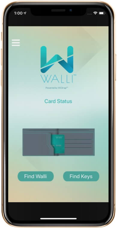 Find Wallet Using Wallet App