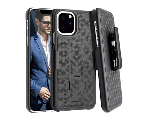 Fingic iPhone 11 Pro Belt Clip Case