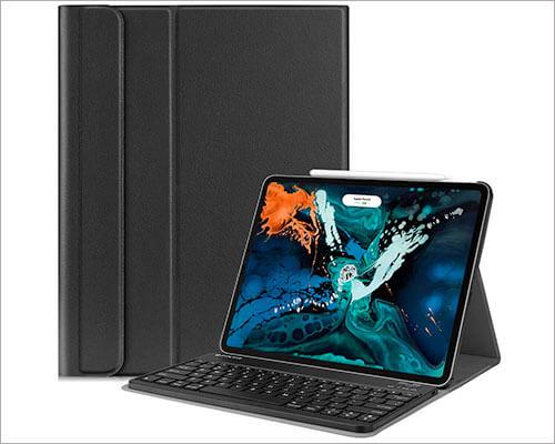 Fintie 12.9-inch iPad Pro 2018 Keyboard Case