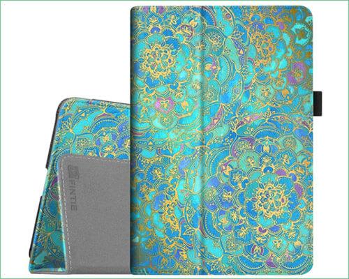 Fintie iPad Mini 5 Leather Folio Smart Stand Case