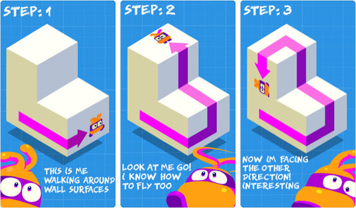 Flat Pack iPhone and iPad AR Puzzle Game Screenshot