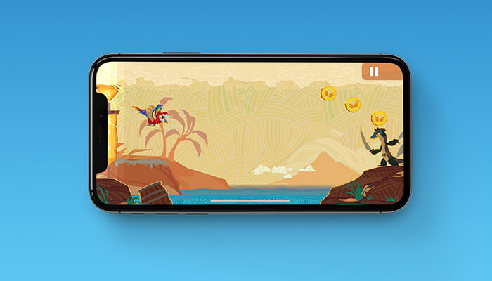 Fledgling Heroes Apple Arcade Family Game for iPhone, iPad, and Apple TV