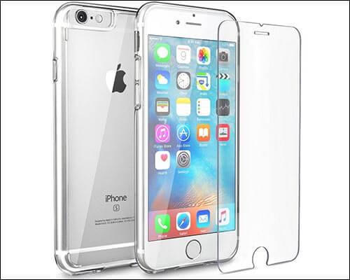 FlexGear iPhone 6s Transparent Case