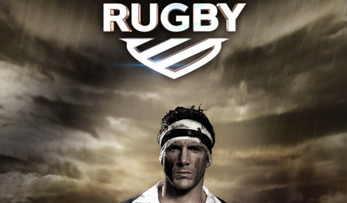 Flick Rugby 16 Sports iPhone and iPad Game Screenshot