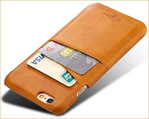 FlyHawk Wallet Case for iPhone 6s