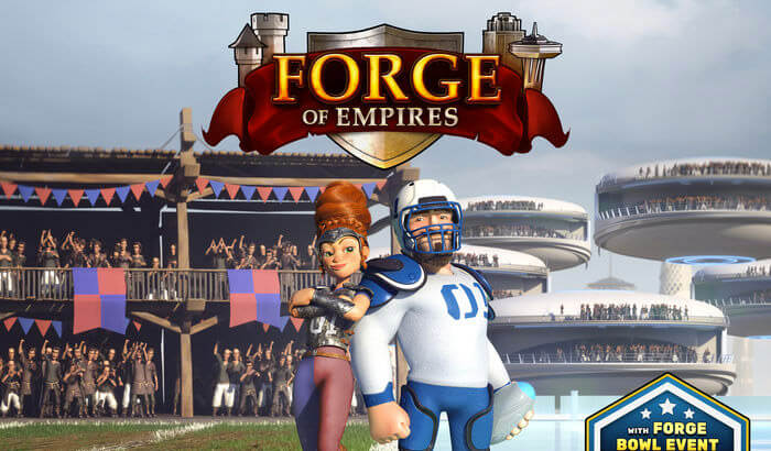 Forge of Empires Strategy iPhone and iPad Game Screenshot